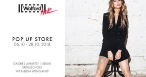 Wolford Ink Pop Up Store