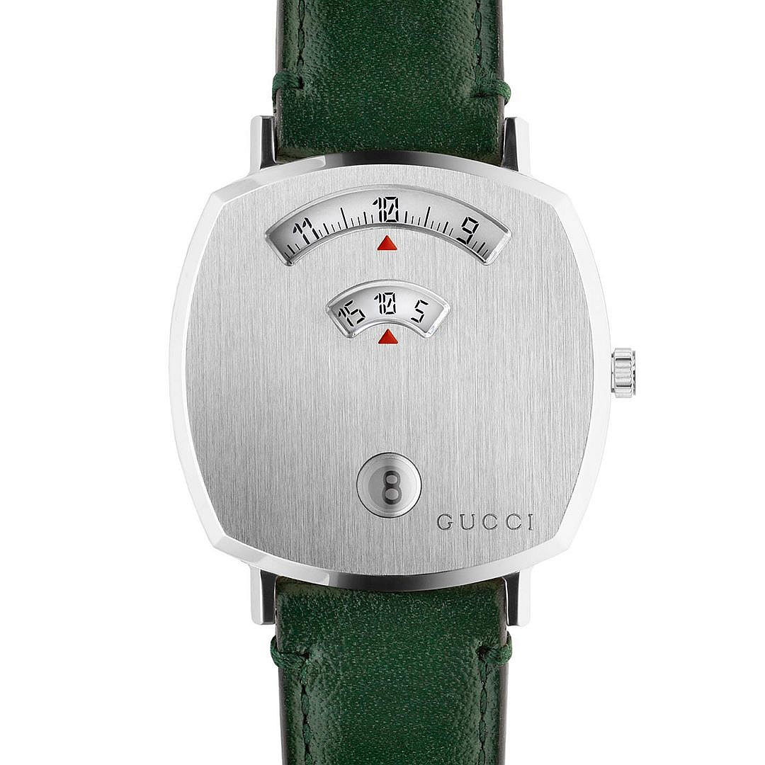 GaleriesLafayetteBerlin19_Gucci-Grip-watches-green