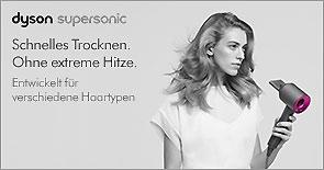 Dyson Supersonic™: perfektes Styling für jeden Haartyp