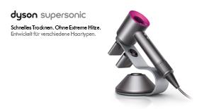 Die Dyson Supersonic™ Geschenkedition mit kostenlosem Aufbewahrungsständer