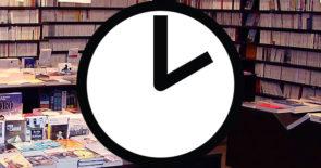 Neue Öffnungszeiten Buchhandlung