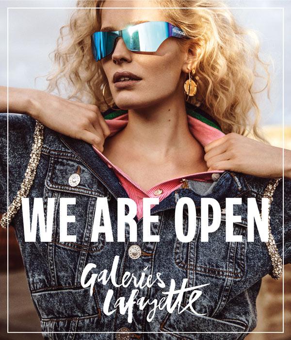 GaleriesLafayetteBerlin2020_ReOpening-WE-ARE-OPEN
