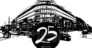 25 Jahre in Berlin – ein Rückblick