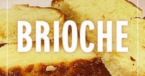 Rezept der Woche: Brioche