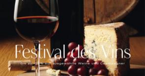 Festival des Vins mit bis zu -25%